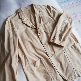 ヴァンヂャケット(VAN Jacket)の夏用ジャケット 綿100%(テーラードジャケット)