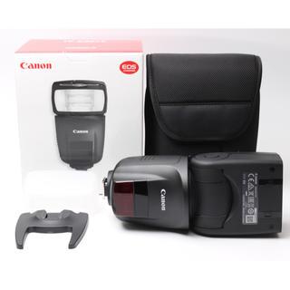 キヤノン(Canon)の✨新品未使用❣️キヤノン スピードライト  470EX-AI(ストロボ/照明)