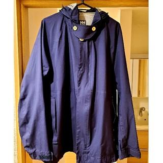 ヘリーハンセン(HELLY HANSEN)のHELLY HANSENFrigg Jacket/XL/紺/HOE11511(ナイロンジャケット)