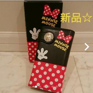 ディズニー(Disney)の新品☆長財布☆ミニーちゃん☆ディズニー☆(財布)