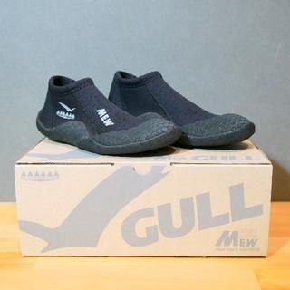 ガル(GULL)のGULL(ガル)ショートミューブーツ GA-5639 ダイビングブーツ 22cm(マリン/スイミング)