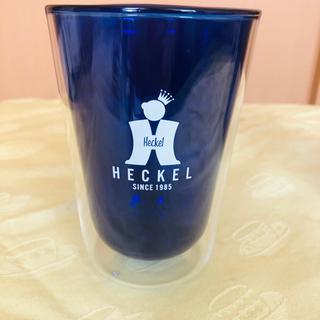 ブルー ヘッケル グラス(グラス/カップ)