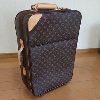 ルイヴィトン(LOUIS VUITTON)のマリリン様、専用です。ルイヴィトン ぺガス55正規品(トラベルバッグ/スーツケース)