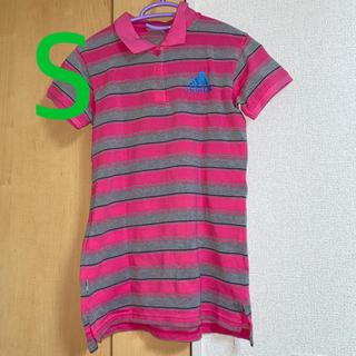 アディダス(adidas)のadidas半袖ポロシャツ(ポロシャツ)
