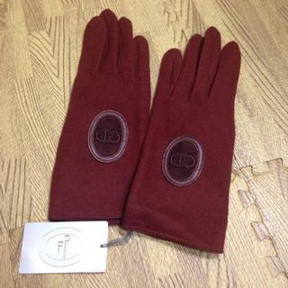 クリスチャンディオール(Christian Dior)の正規品◆クリスチャンディオール◆手袋(手袋)