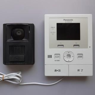 Panasonic - テレビドアホン 親機VL-MWD210 玄関子機VL-V564
