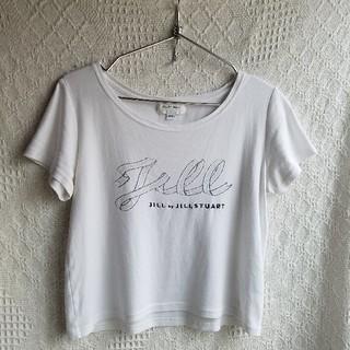 ジルスチュアート(JILLSTUART)のジルスチュアート 半袖 Tシャツ(Tシャツ(半袖/袖なし))