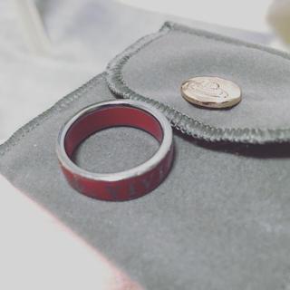 ヴィヴィアンウエストウッド(Vivienne Westwood)のまるこめ様取置中/ヴィヴィアン/レッド(リング(指輪))
