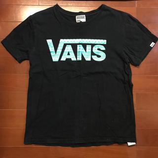 ヴァンズ(VANS)のVANS   レディースTシャツ Mサイズ(Tシャツ(半袖/袖なし))
