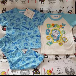 シマムラ(しまむら)の新品 ドラえもん パジャマ 半袖 2枚(パジャマ)