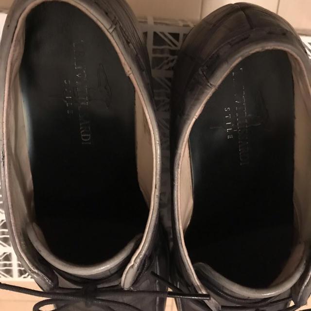 JOHN LOBB(ジョンロブ)のTRUSSARDI トラサルディ 革靴 ジョンロブ トリッカーズ パラブーツ メンズの靴/シューズ(ドレス/ビジネス)の商品写真