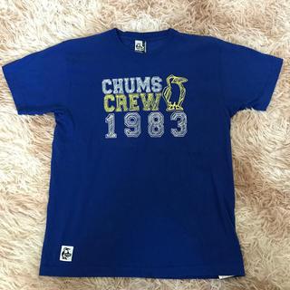 CHUMS - チャムス  Tシャツ M 美品 CHUMS