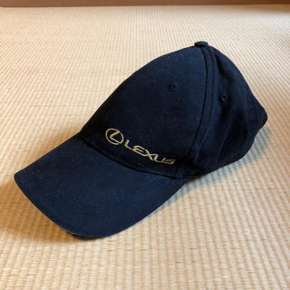 トヨタ(トヨタ)のLEXUSレクサス キャップ 帽子(キャップ)