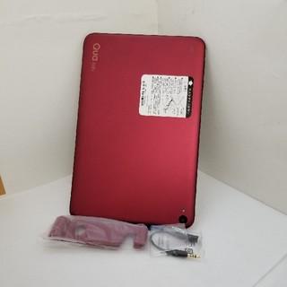 キョウセラ(京セラ)の266 ジャンク au KYT33 Qua Tab QZ10 タブレット(タブレット)