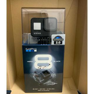 GoPro - 新品未開封・送料無料 GoPro Hero8 black 日本国内正規品