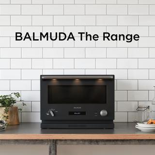 バルミューダ(BALMUDA)のBALMUDA/バルミューダ オーブンレンジ black(電子レンジ)