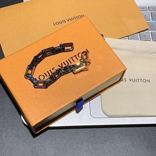 ルイヴィトン(LOUIS VUITTON)のLOUIS VUITTON M68242ブラスレ チェーン(ブレスレット)