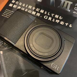 リコー(RICOH)の【オマケ付】美品 RICOH GR3(コンパクトデジタルカメラ)