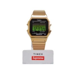シュプリーム(Supreme)の  Supreme/Timex Digital Watch(腕時計(デジタル))