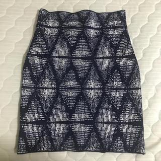 ビーシービージーマックスアズリア(BCBGMAXAZRIA)のBCBGMAXAZRIA  スカート XXS(ミニスカート)