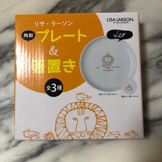 Lisa Larson - LISALARSON 陶製プレート 箸置き ノベルティ