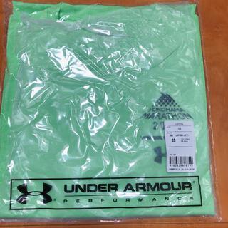 アンダーアーマー(UNDER ARMOUR)の横浜マラソン2019参加賞Tシャツ(ウェア)