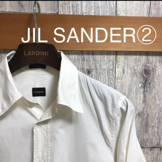ジルサンダー(Jil Sander)のJIL SANDER ② バルバ  ジルサンダー ルイジ ボレッリ(シャツ)