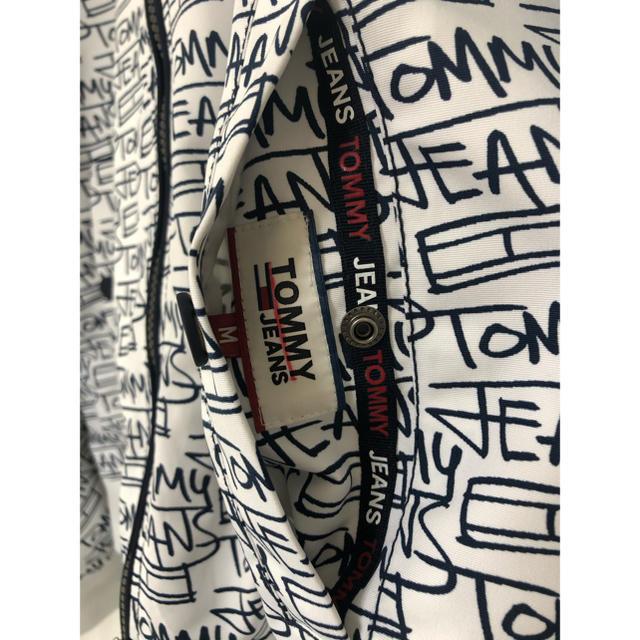 TOMMY HILFIGER(トミーヒルフィガー)のトミージーンズ リバーシブルボンバージャケット メンズのジャケット/アウター(ブルゾン)の商品写真