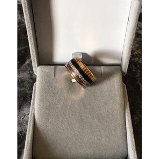 メンズ キャトルリング ラージサイズ フォーカラー(リング(指輪))