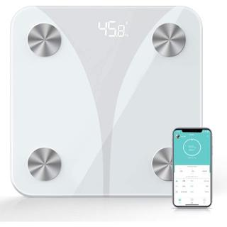 Bluetooth対応 体組成計 ヘルスメーター 体重計 デジタル/★(体脂肪計)