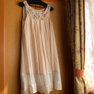 グレースコンチネンタル(GRACE CONTINENTAL)のグレースコンチネンタル ドレス ワンピース S パーティー 発表会(ミディアムドレス)