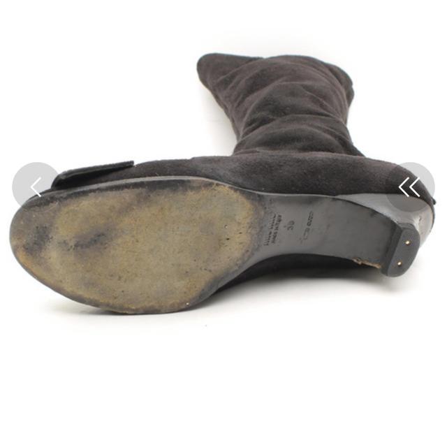 miumiu(ミュウミュウ)のMIUMIU ロングブーツ レディースの靴/シューズ(ブーツ)の商品写真