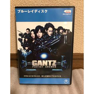 アラシ(嵐)のGANTZ ブルーレイ(日本映画)