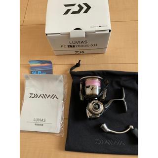 ダイワ(DAIWA)のDAIWA 20 LUVIAS  ルビアス FC LT2000S-XH (リール)