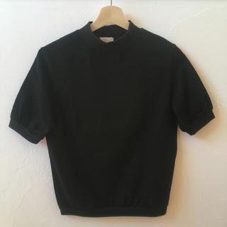 アメリヴィンテージ(Ameri VINTAGE)のアメリヴィンテージ  ROUND STAND COLLAR TOP(Tシャツ(半袖/袖なし))