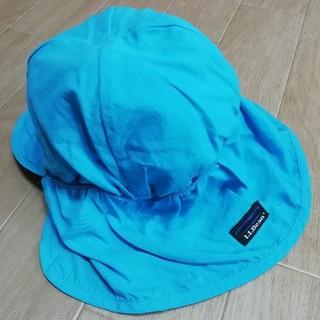 エルエルビーン(L.L.Bean)のL.L.Bean 子供用 帽子 キャップ 日除け付き 24~36months(帽子)
