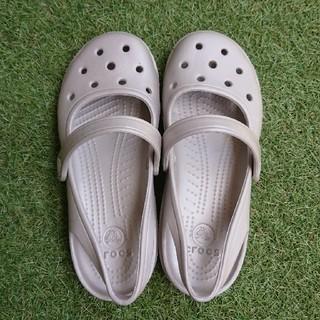crocs - クロックス/未使用/22.5㎝くらい