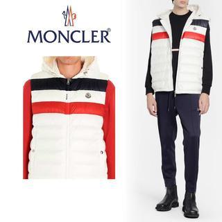 モンクレール(MONCLER)の10 MONCLER 20SS TIMOTHE GILET ダウン size 0(ダウンベスト)