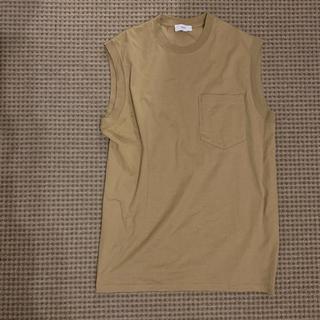 HYKE - HYKE ハイク ノースリTシャツ