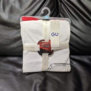 ジーユー(GU)の値下げ! GU BOY'S ラウンジセット 半袖 パジャマ(パジャマ)