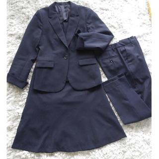 エムエフエディトリアル(m.f.editorial)の【m.f.editorial】レディーススーツ3点セット+半袖シャツ(セット/コーデ)