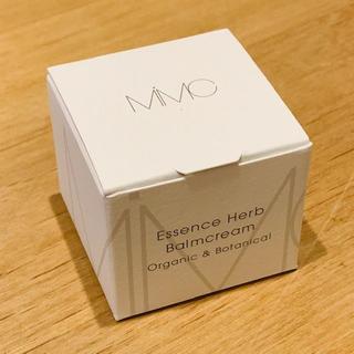 エムアイエムシー(MiMC)の新品・送料無料!MiMC エムアイエムシー  エッセンスハーブバームクリーム(フェイスオイル/バーム)