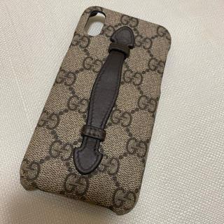 グッチ(Gucci)のgucci iphoneX/XSケース(iPhoneケース)