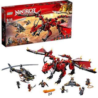 レゴ(Lego)のレゴ ニンジャゴー 伝説のエレメント・ドラゴン(模型/プラモデル)
