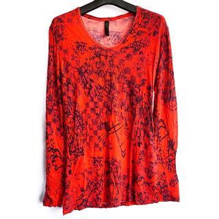 ロエン(Roen)のRoen(HIROMU TAKAHARA ヒロムタカハラ)総柄カットソーTシャツ(Tシャツ/カットソー(七分/長袖))