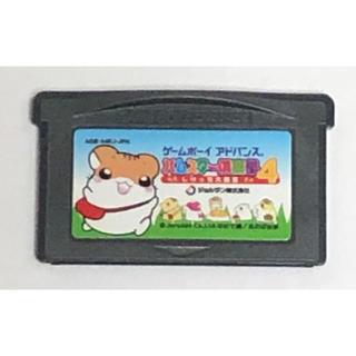 ゲームボーイアドバンス(ゲームボーイアドバンス)のGBA ハムスター倶楽部4(携帯用ゲームソフト)