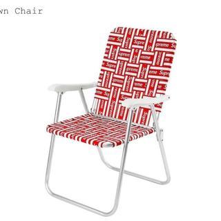シュプリーム(Supreme)のあいだ様専用Supreme Lawn Chair①&②(折り畳みイス)