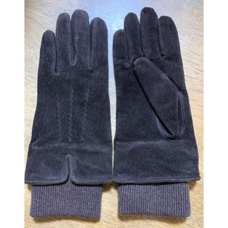 ムジルシリョウヒン(MUJI (無印良品))の【新品未使用】無印良品 レディース手袋(手袋)