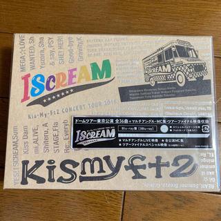 キスマイ I SCREAM Blu-ray