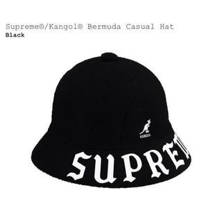 シュプリーム(Supreme)のSupreme Kangol Bermuda Casual Hat Mサイズ①(ハット)